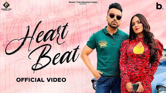 HEARTBEAT Song Lyrics - Ishan Kouran