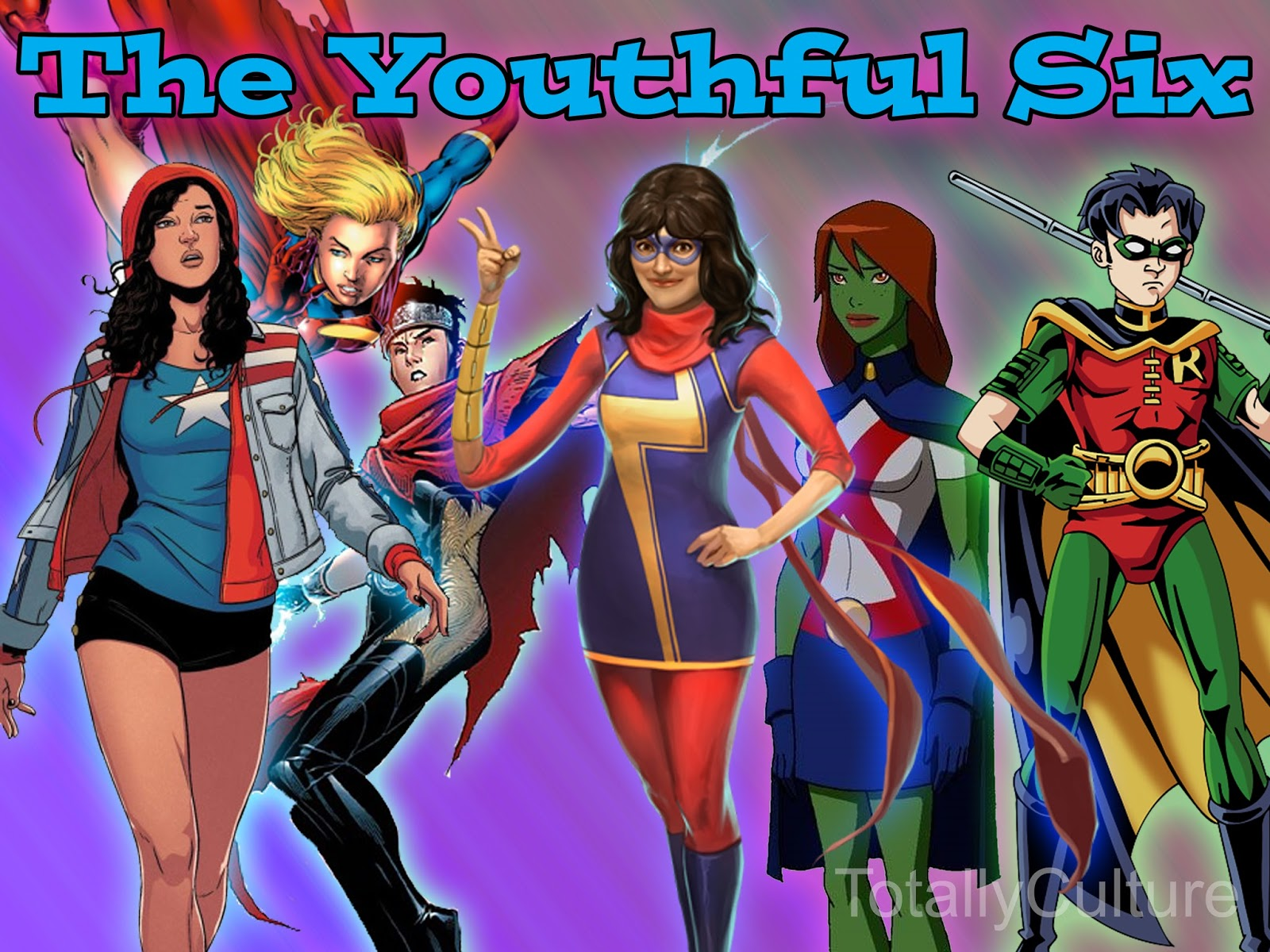 The gallery for --> Ms Marvel Defeated