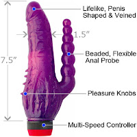Best Jelly Vibrator - Purple
