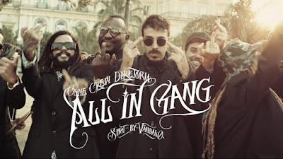 All In Gang - Cone Crew Diretoria - mp3, clip, letra
