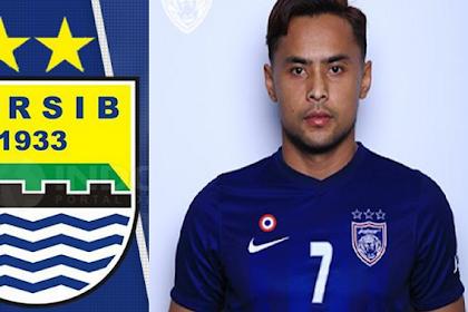 Bek Timnas Malaysia Merapat Ke Persib Bandung?