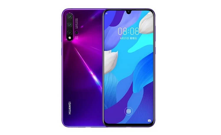 Huawei Nova 5, Nova 5 Pro, and Nova 5i Unveiled