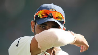 How many runs did Mohammed Shami score in his last 6 innings? Be prepared to be Shocked