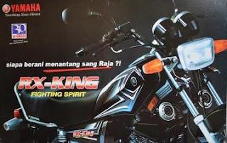 Yamaha RX- King Master