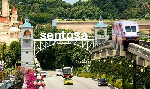 Things to know when you first come to Sentosa Island of Singapore