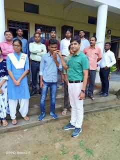 100 प्रतिशत रहा डीबीएस इण्टर कालेज का हाईस्कूल परीक्षा परिणाम   #NayaSaveraNetwork