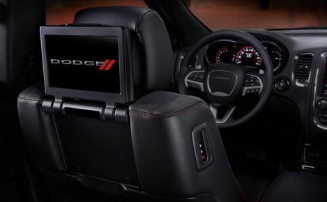 2017 Dodge Durango SRT
