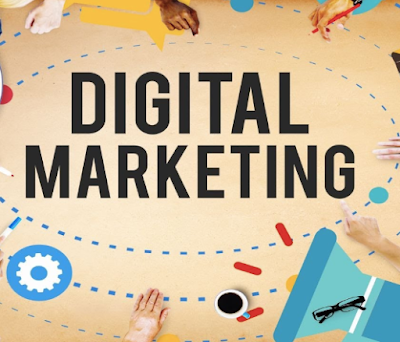 Get into the Industry of digital marketing