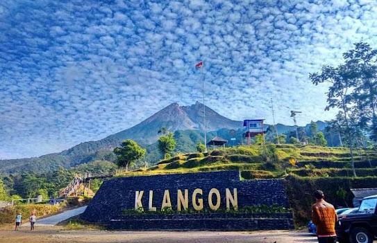 Bukit Klangon Merapi, Wisata dengan Spot Foto Gunung Merapi