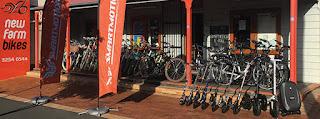 Stockist feature - New Farm Bikes