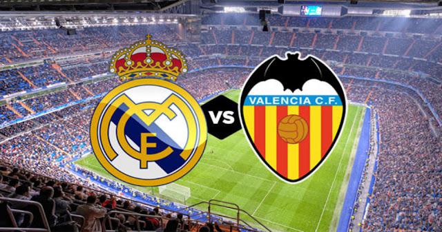 يلاشوت مباراة ريال مدريد وفالنسيا