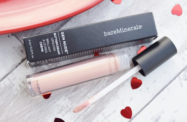 Bare Minerals Gen Nude Buttercream Lipgloss in Far Out