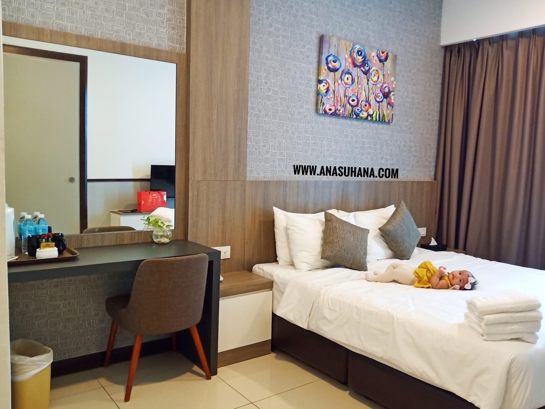 Bercuti di D'Wharf Hotel & Serviced Residence Port Dickson
