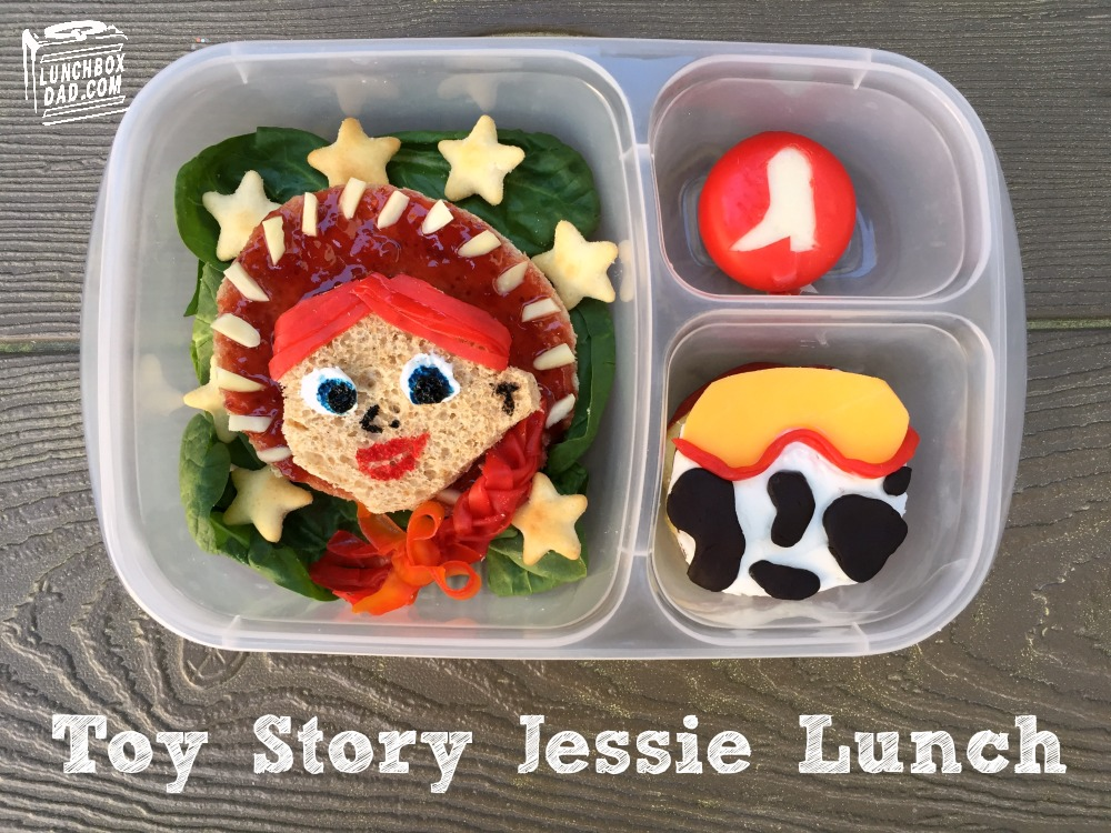 Toy Story Jessie Lunch
