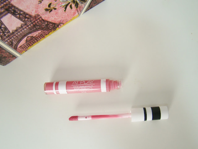 Batom líquido Matte Mary Kay At Play cor Pink It Over