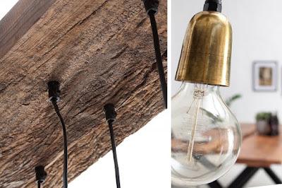 luxusny nabytok Reaction,  nabytok z dreva, industrialny nabytok