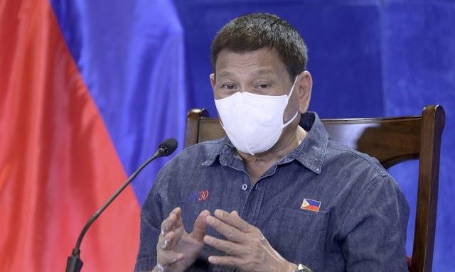 Φιλιππίνες: Ο Ντουτέρτε απειλεί τους αρνητές του εμβολίου με φυλακή και ένεση φαρμάκου για ζώα