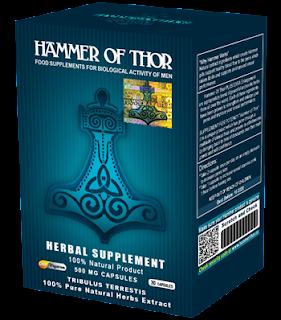 Jual Obat Hammer Of Thor Asli Surabaya