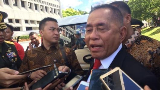 Pendukung ISIS Minta Pulang ke Indonesia, Ini Jawaban Ryamizard