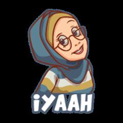 Happy Muslim Woman (Volume 1)