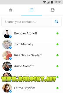 Aplikasi Facebook Messenger Lite APK Terbaru