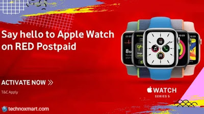 Apple Watch Cellular Models Is Said To Work On Vodafone In India: Here's How You Can Activate