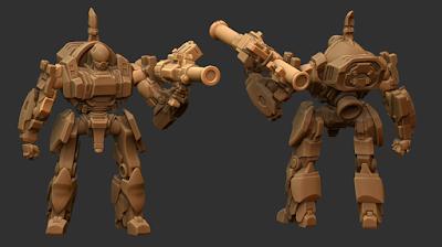 bazooka/missile launcher