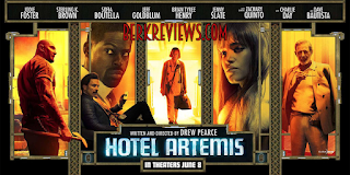 Hotel Artemis (2018) watch online with sinahala subtitle