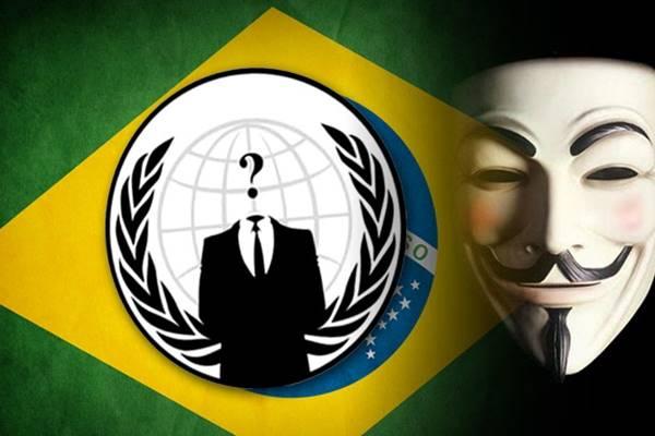 Hackers brasileiros do grupo Anonymous ameaçam bancos brasileiros