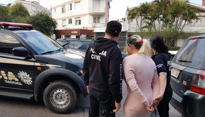 Polícia desarticula organização envolvida em roubos de veículos em Cachoeirinha, Gravataí e região