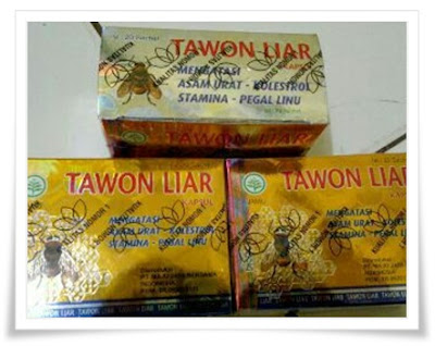 Tawon Liar Capsule For Rheumatics
