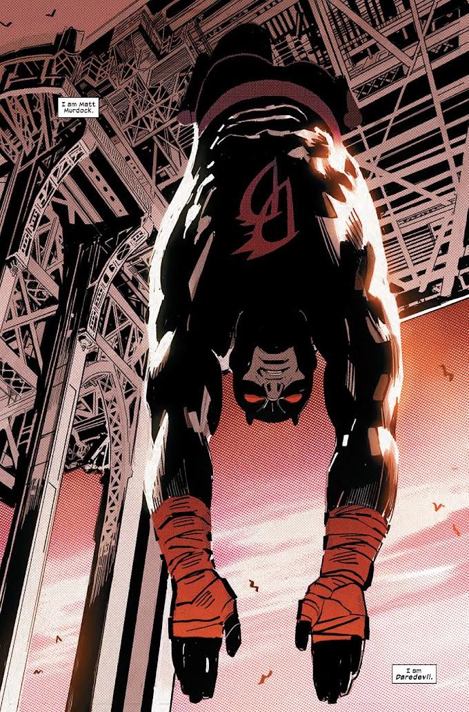 Garney vs Checchetto, Daredevil