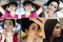 Artis AA Sedang Tak Berbusana, Saat Ditangkap Polisi Terkait Prostitusi Online
