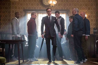 review film kingsman dari komik ke kartun