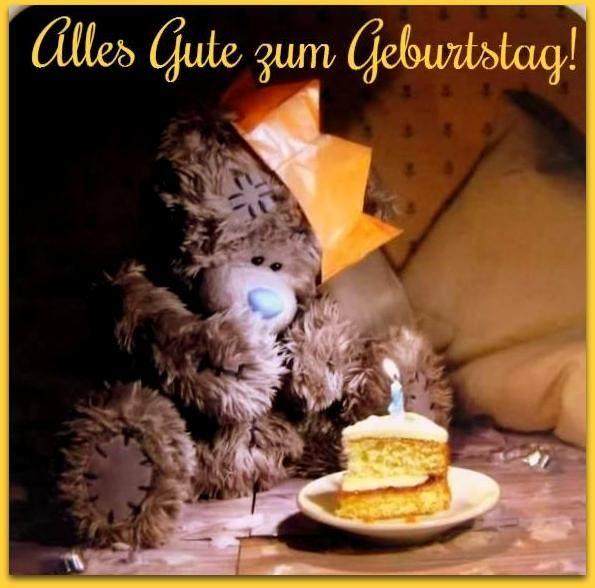 Teddybären Alles Gute zum Geburtstag