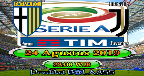 Prediksi Bola855 Parma vs Juventus 24 Agustus 2019