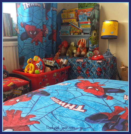 Spider-man Bedroom