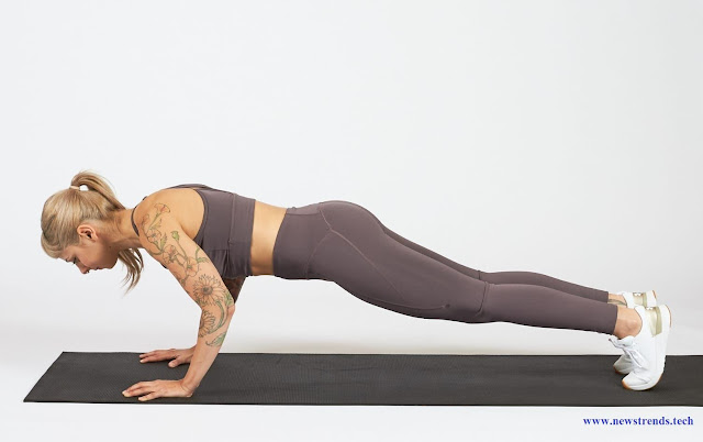 how to do push ups ? - newstrends