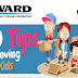 20 Tips for Moving With Kids #infographic