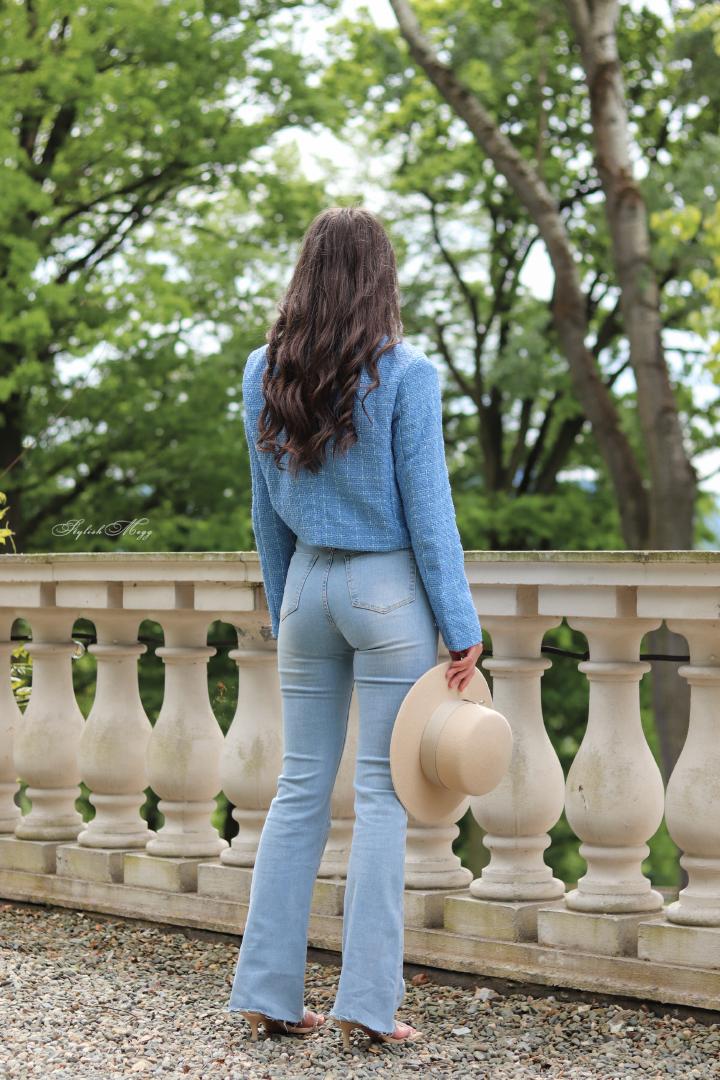 jeansy dzwony