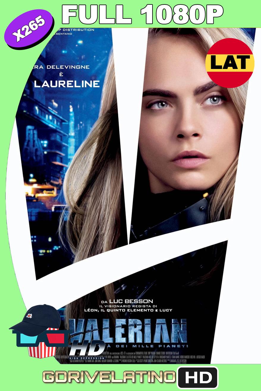 Valerian y la Ciudad de los Mil Planetas (2017) BDRip FULL 1080p H265 10Bits Latino-Ingles MKV