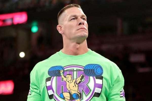 جون سينا يشرح لماذا لن يتقاعد من WWE