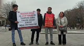 direnişler TAYAD ankara halk cephesi video