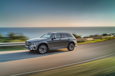 2020 Mercedes-Benz GLC 300 Review, Specs, Price