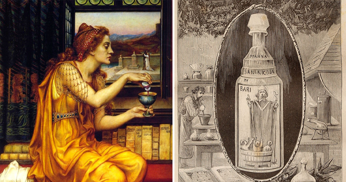 Giulia Tofana: The Legendary Serial Poisoner Who Poisoned Makeup To Help Over 600 Women Murder Their Husbands