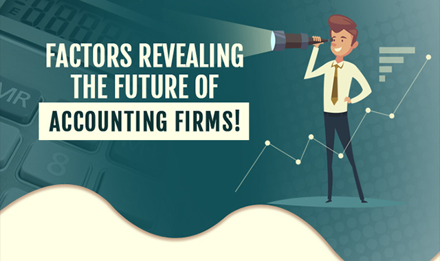 Factors showing the future of accounting companies #infographic