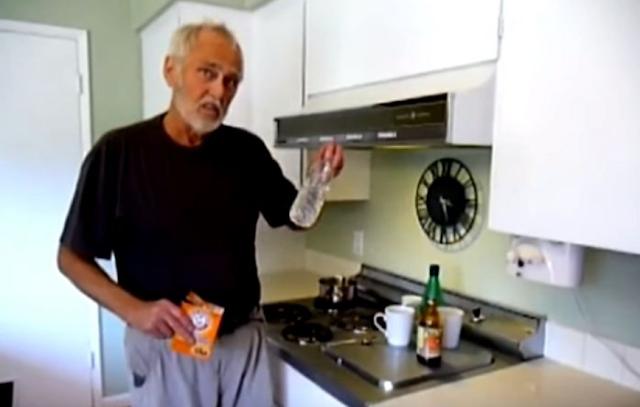 Woow Mengejutkan, Ternyata Baking Soda Bisa Membunuh Kanker! Pria ini Sembuh dari Kanker Stadium 4, Hanya Menggunakan Baking Soda