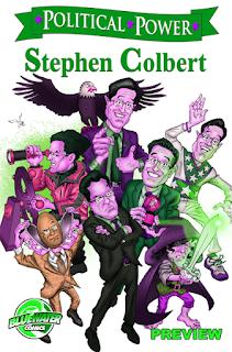Stephen Colbert - Cover