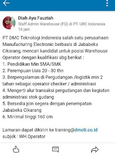 PT DMC Teknologi Indonesia