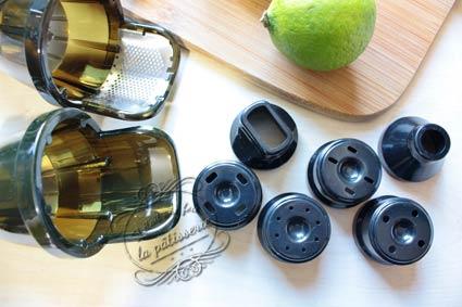 purée oléagineux avec extracteur jus
